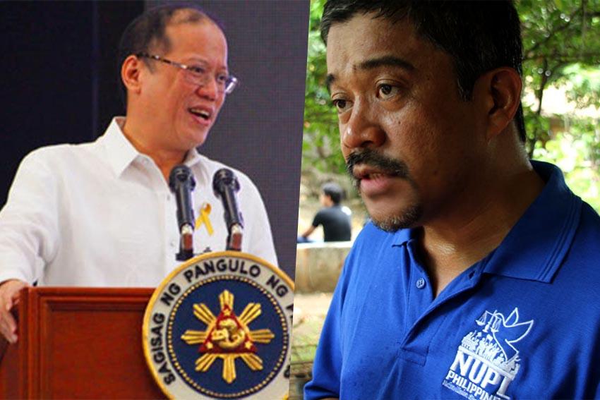 """Pres Aquino a """"Pontius Pilate"""" says solon"""