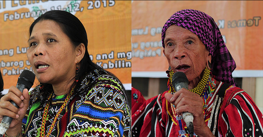 IP women say military operations displace communities