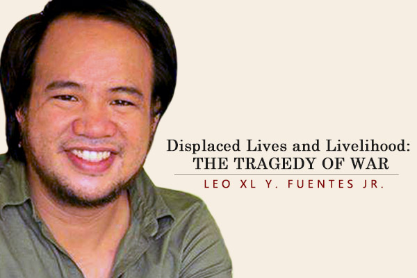 Displaced Lives and Livelihood: The Tragedy of War