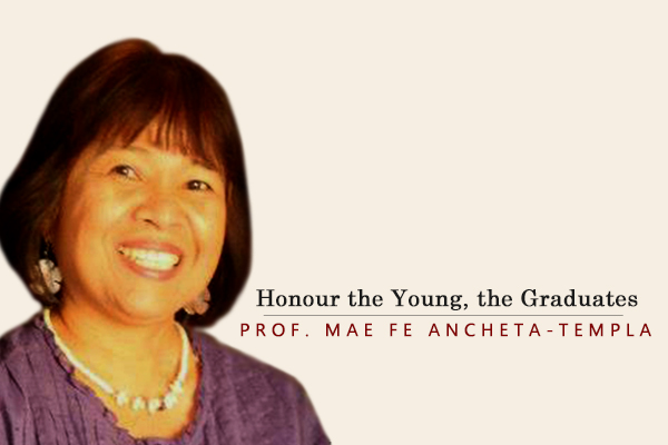 Honour the Young, the Graduates