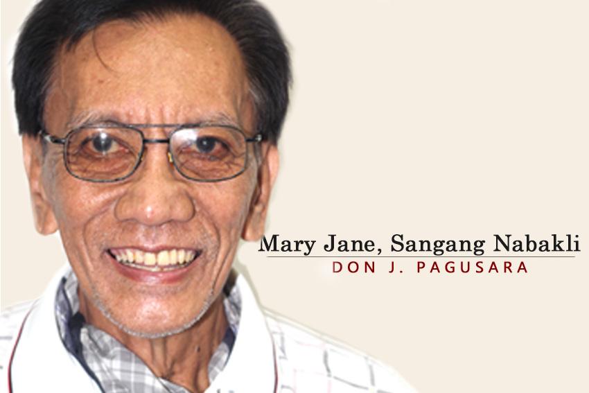 Mary Jane, Sangang Nabakli