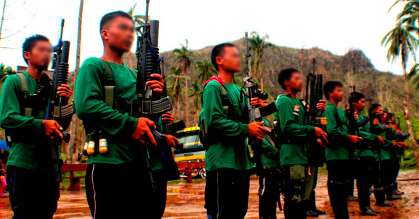 NPA says no truth in military's invasion of Agusan camp