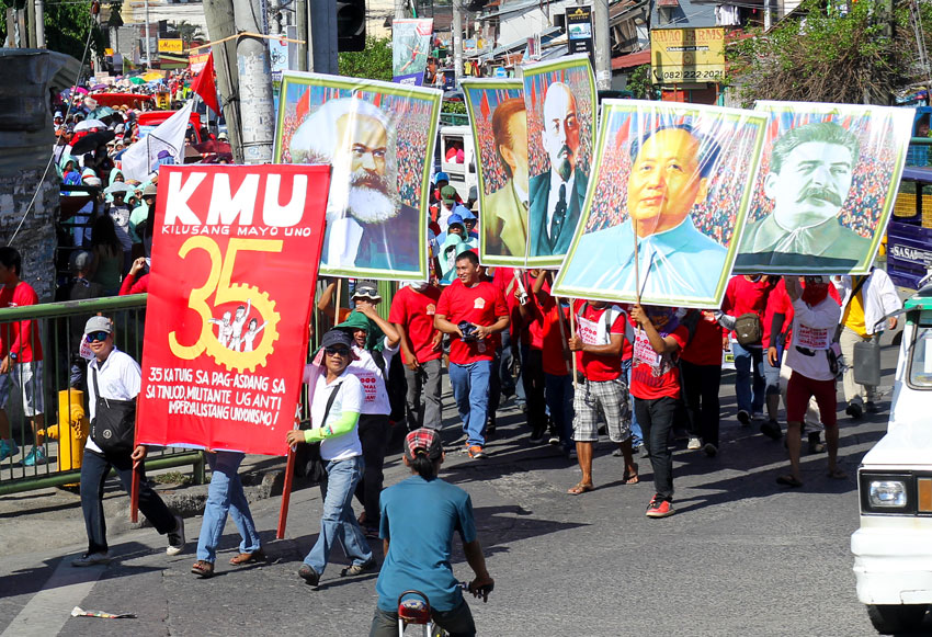 Labor Day battlecry: Workers call to stop contractualization, low wages