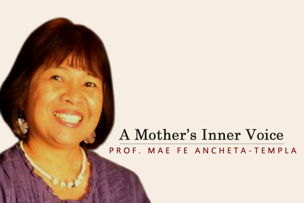 A Mother's Inner Voice