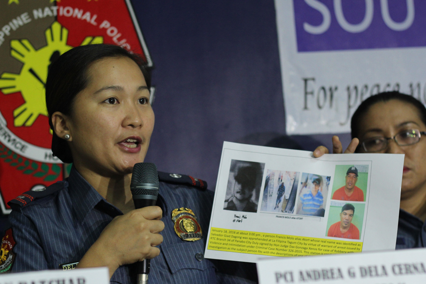 PRO 11 implements profiling of 64K drug surrenderees in Davao region