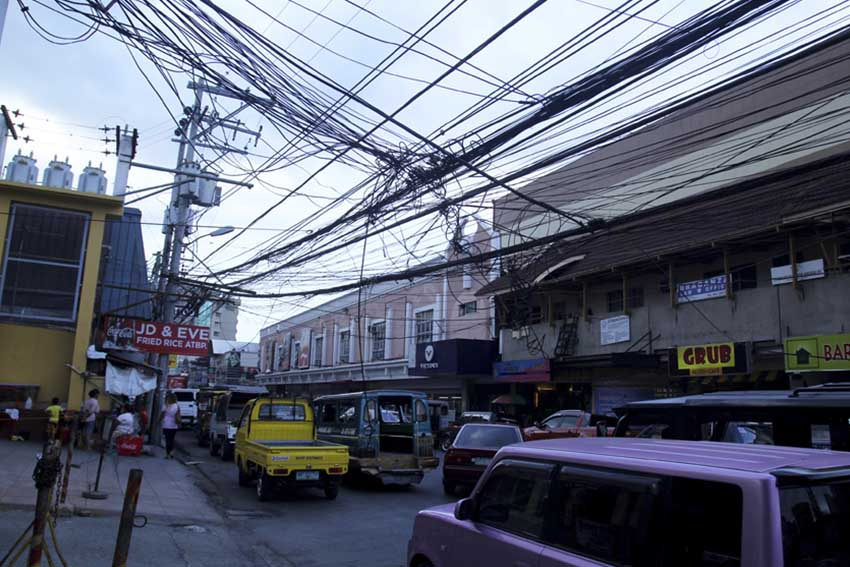 Davao telcos, power utility lines told: comply underground cabling plan