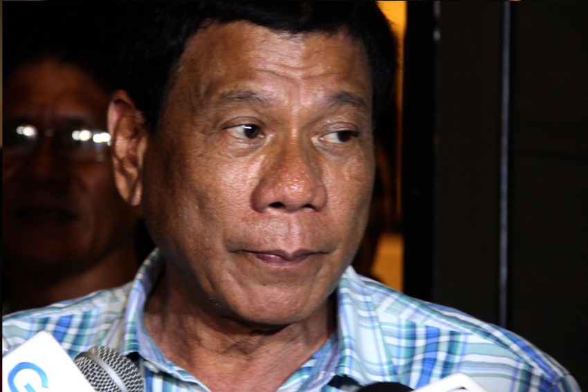 Duterte camp more comfortable with latest survey standing