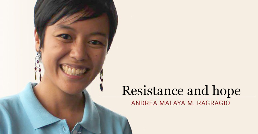 Resistance and hope