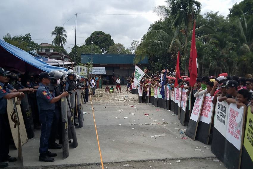 A creeping disaster lurks as El Niño hits victims of 'Kidapawan Massacre' anew