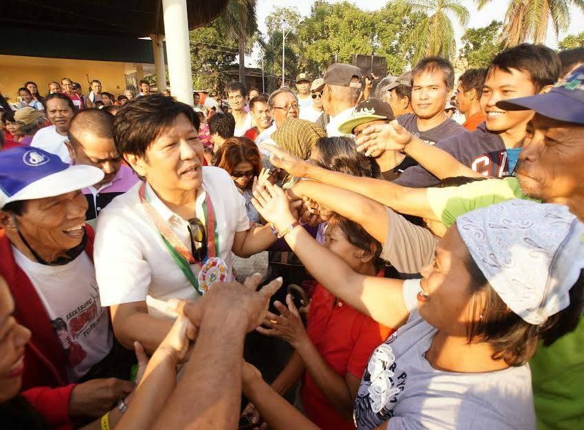 Envi groups gang up against Marcos veep bid