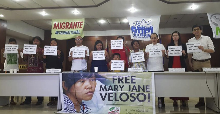 STANDPOINT | When is Mary Jane Veloso coming home?