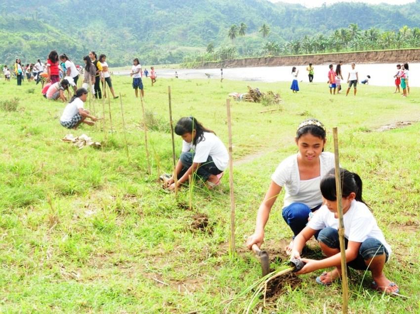 Building a disaster-resilient communities thru Oplan Andam