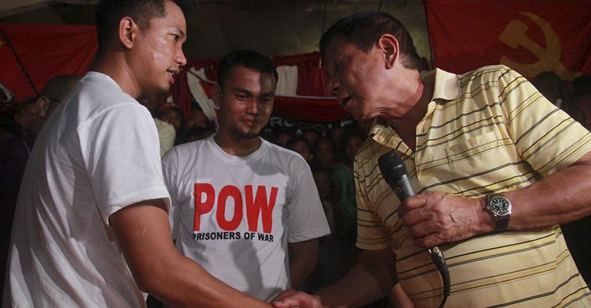 Reds continue release of POWs despite Ka Joker's arrest
