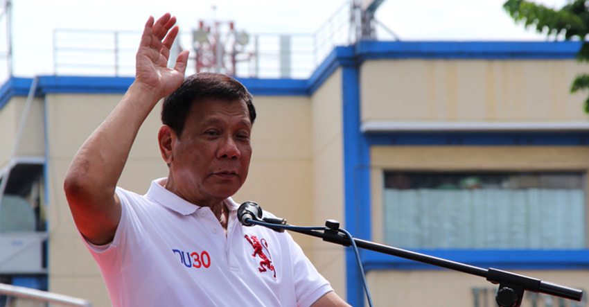 STANDPOINT | On the eve of a Duterte presidency: Chance has come