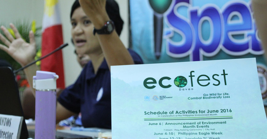 Environmental groups set for Ecofest Davao
