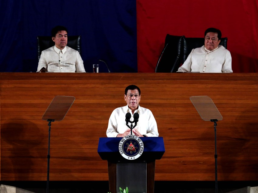LIST | 5 Things To Know About Duterte's 2nd SONA