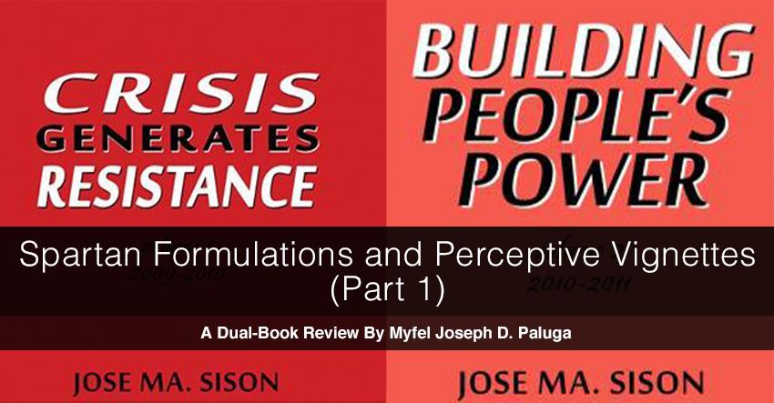 Spartan Formulations and Perceptive Vignettes (Part 1)