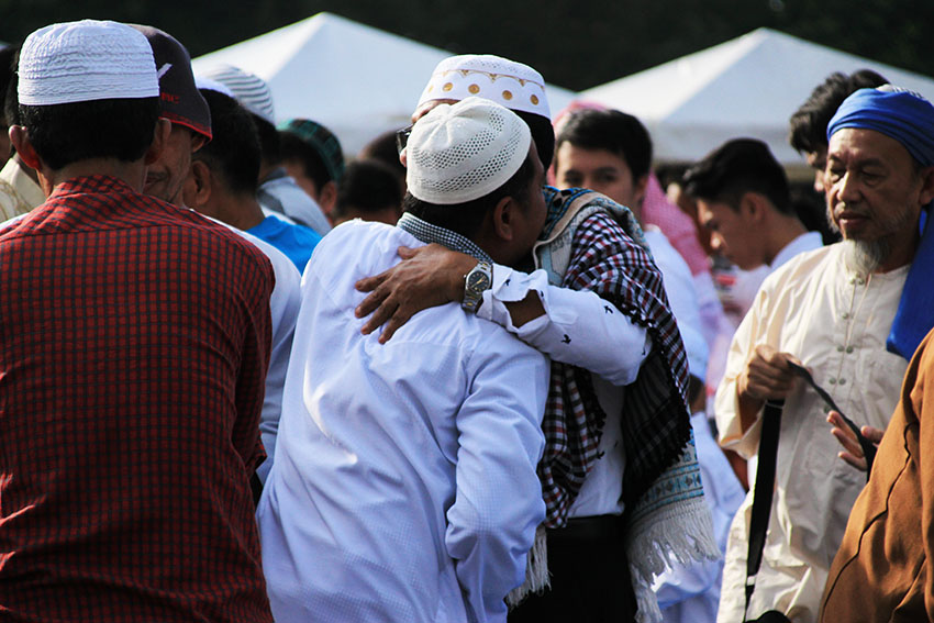 PHOTOS | Eid'l Fitr in Davao City