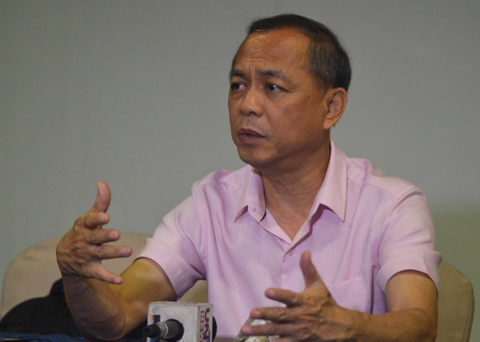 Deputy Cabinet Secretary Peter Laviña said President Rodrigo Duterte might not be able to join the social and economic development summit slated on August 17 to 18 at the SMX Lanang in Davao City. (Medel V. Hernani/davaotoday.com)