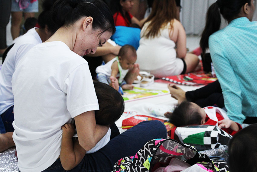 Davao's ordinance on new born child seen to lower maternity deaths