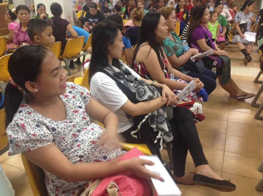 Gabriela lauds signing of IRR of Expanded Maternity Leave
