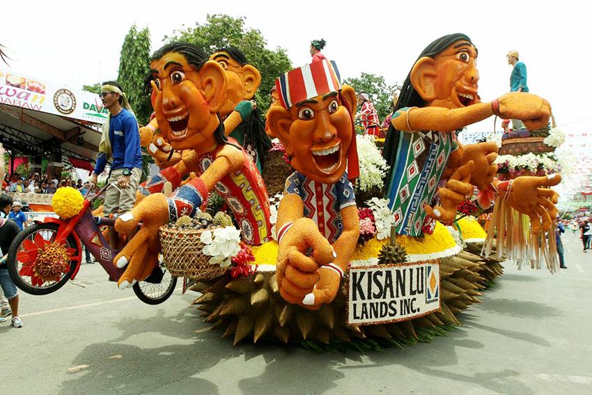 Kisan Lu, EGS Company bag grand prize in Pamulak sa Kadayawan