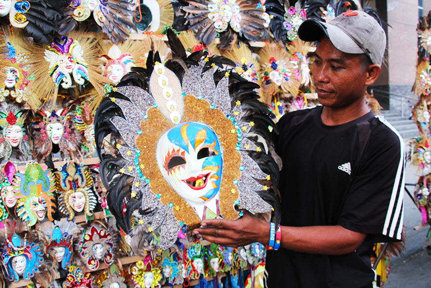 PHOTOS | Masskara in Davao City