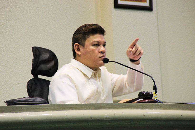 Presidential son calls on Filipinos to support Martial Law in Mindanao