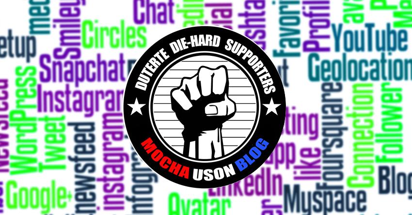 mocha uson and the popular media