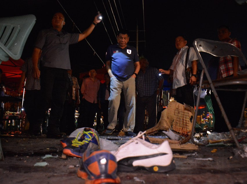 Seven convicted of murder in Roxas Night Market blast