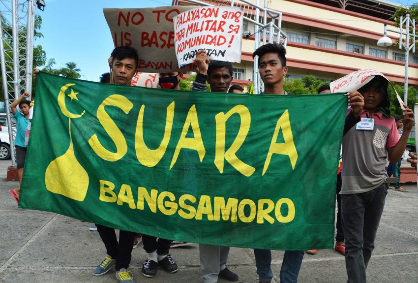 Pro-martial law political bets to get protest votes in 2019 polls – Suara Bangsamoro