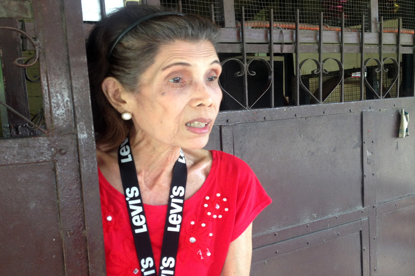 Duterte's sister mulls charges vs Matobato