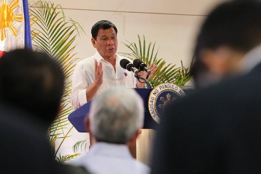 Duterte: Trump understands PH'santi-drug war