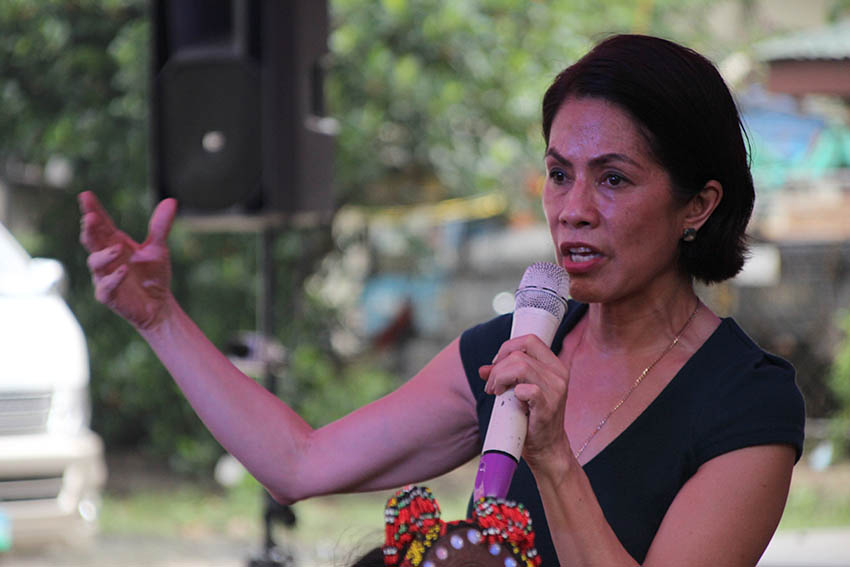 Gina Lopez: The people are with me