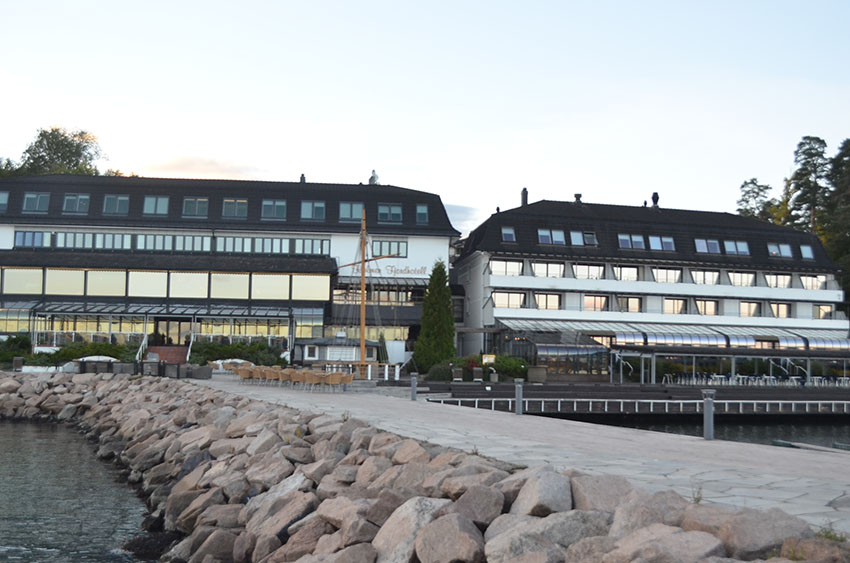 A look at Holmenfjord Hotel