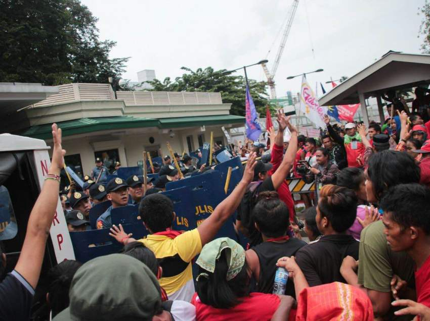 STANDPOINT | The outright violation of the rights of indigenous peoples to peaceful assembly, freedom of expression