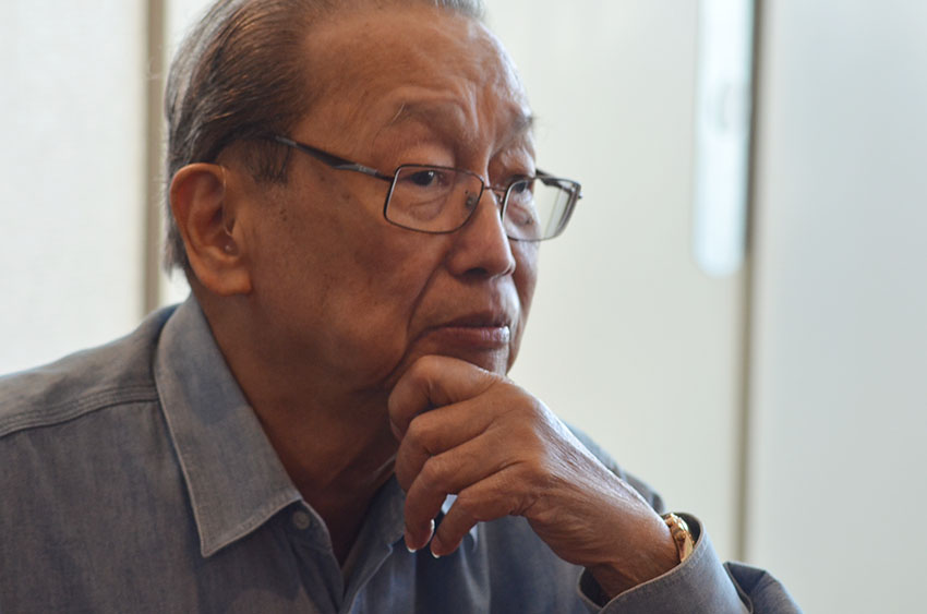 Joma won't return to PH prematurely