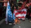 ANTI-US PROTEST