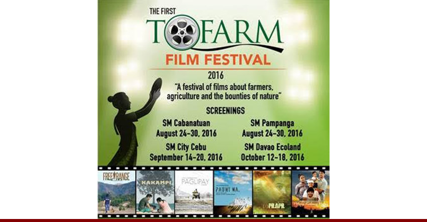 Plight of farmers to highlight TOFARM film festival