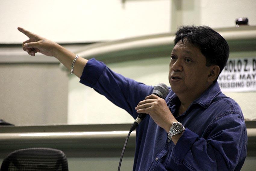 Councilor laments Davao's water shortage