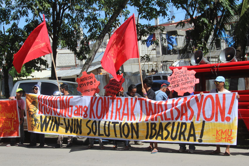 Contractualization in DOLE Order 174 is alive—KMU