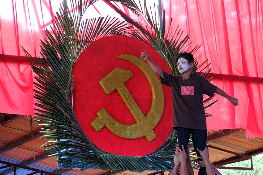 CPP at 48: 'People's democratic revolution' essential to achieve lasting peace