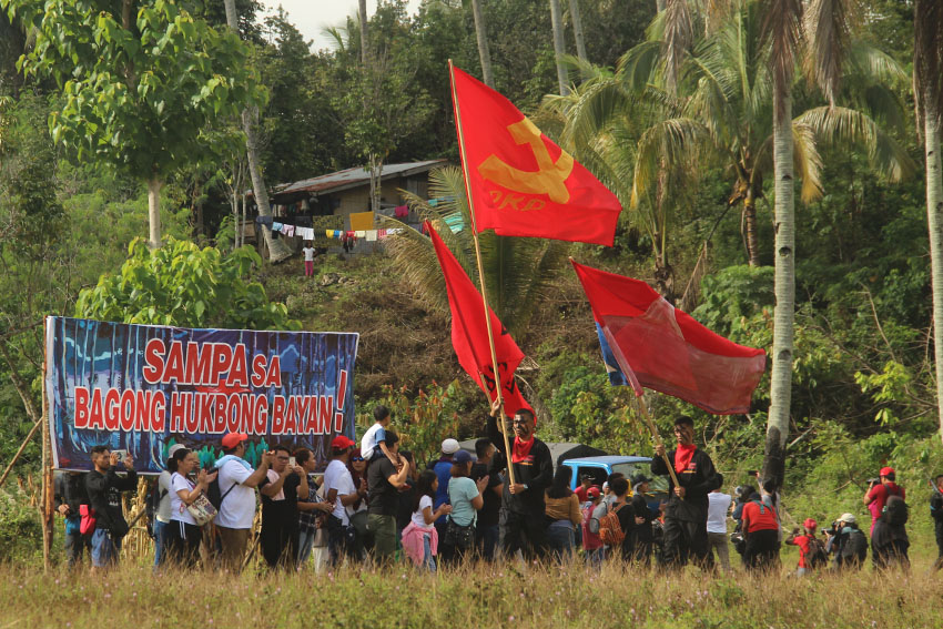 NPA is a belligerent force in PH, spokesman says