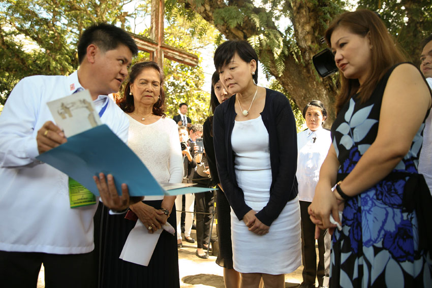 In 'Little Tokyo': Davao welcomes Japan's First Lady Akie