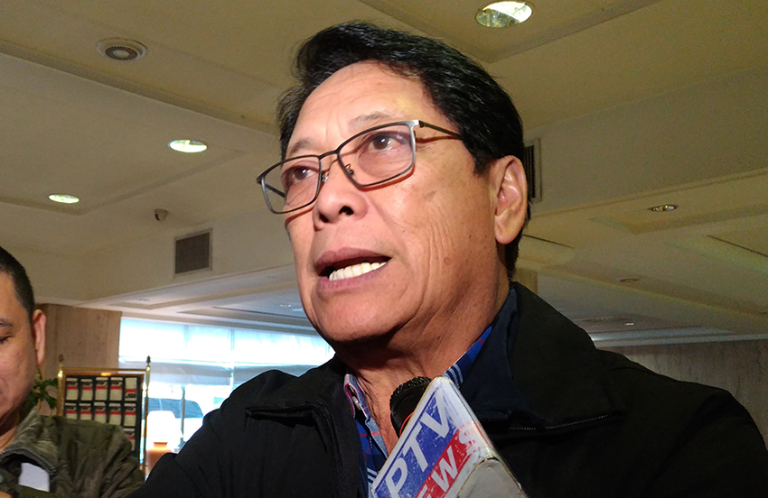 STATEMENT: GRP panel chair Silvestre Bello III on Red's lifting of unilateral ceasefire