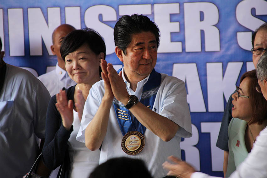 Japan's PM state visit puts Davao in global stage—Alejandre