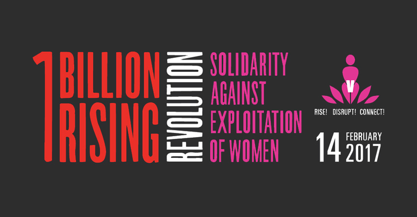 Gabriela pitches 'One Billion Rising' 2017 for GRP-NDFP talks