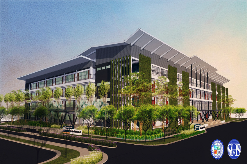 Ateneo de Davao breaks ground for PHL's first 'eco-school'