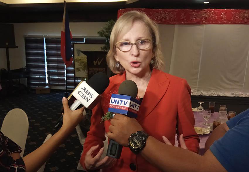 Australian Ambassador Gorely hopes for peace in Mindanao