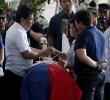 LOOK: President Rodrigo Duterte visits the wake of slain soldiers in Davao City